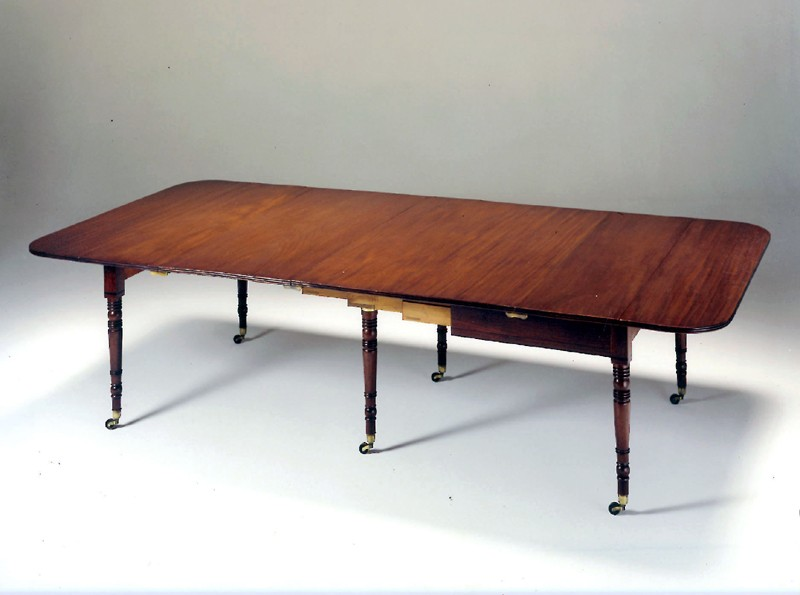Tavolo da pranzo allungabile - tavoli da pranzo - mobili
