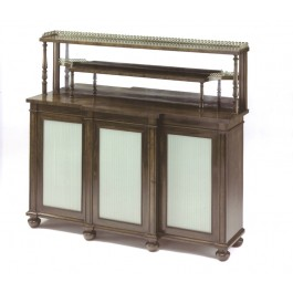 Credenza in palissandro