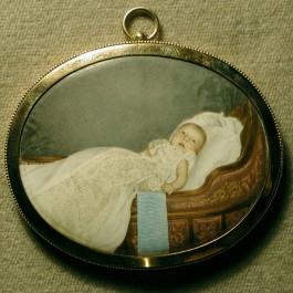 Miniatura di neonato