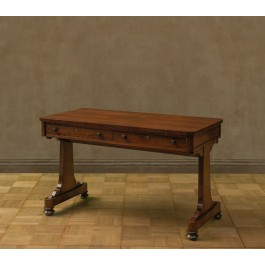 Tavolo scrittoio in palissandro